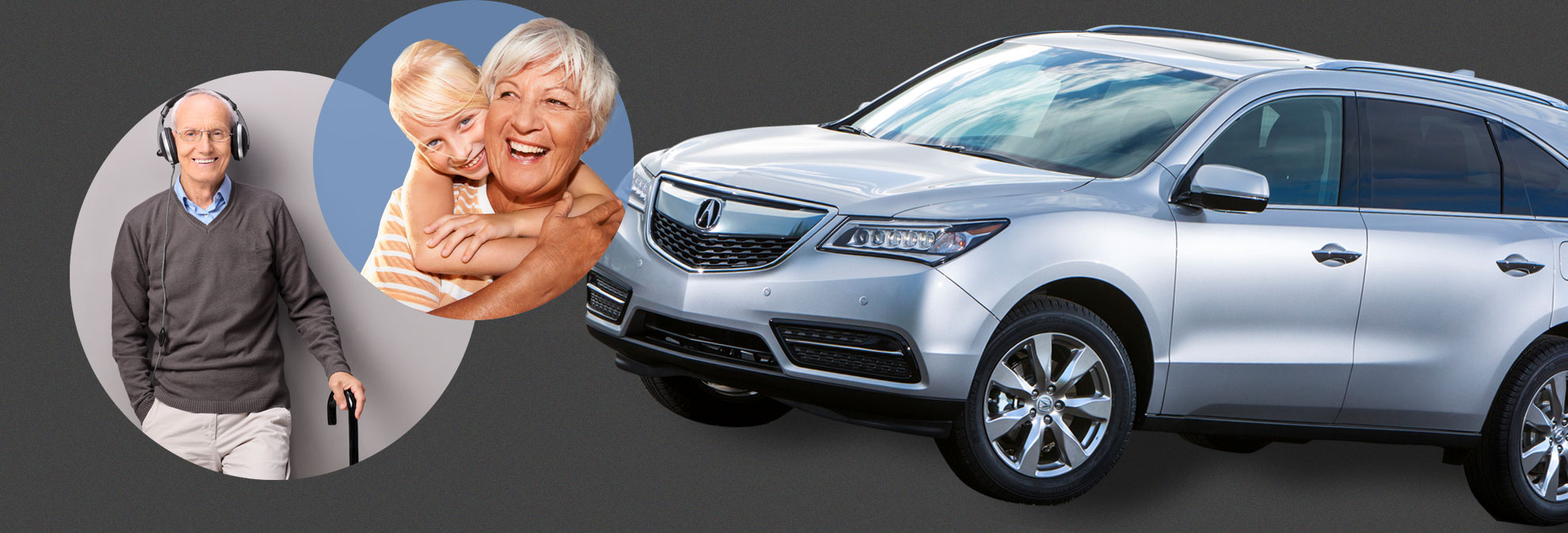 Best cars for families with grandparents