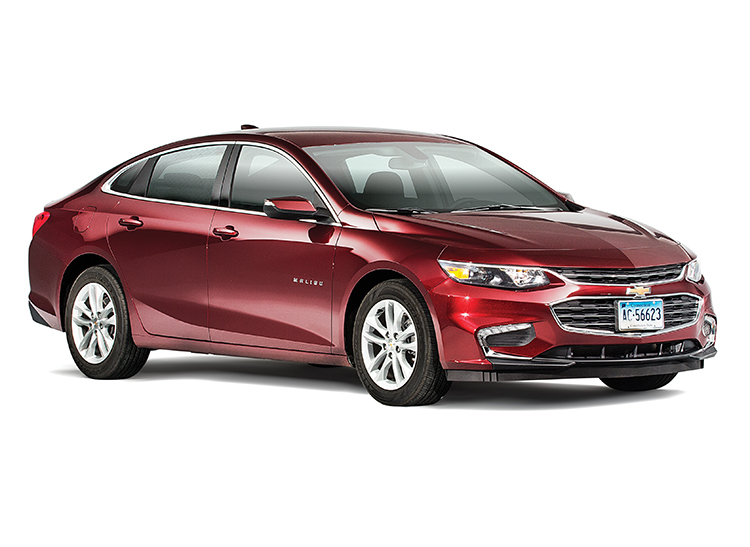 New 2016 Chevrolet Malibu Review  Consumer Reports
