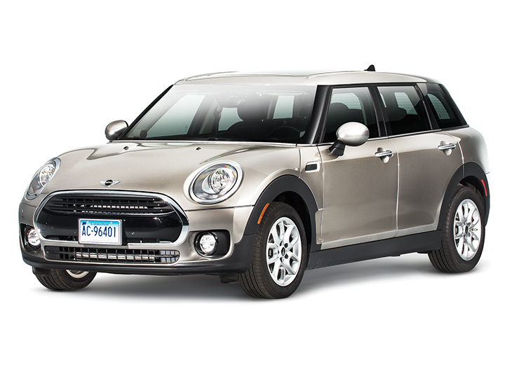 2016 mini cooper clubman review consumer reports. Black Bedroom Furniture Sets. Home Design Ideas