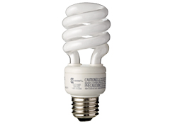 Energy Star Qualified 60 Watt Replacement CFLs Are As Bright As Regular  Incandescents, Use About 75 Percent Less Energy, And Last Seven To 10 Times  Longer.