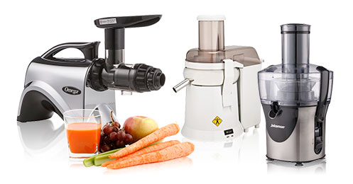compare omega and champion juicers