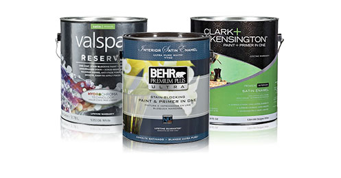 Top rated interior paint brands 2013 u s interior paint satisfaction study j d power 2015 Best indoor paint brand