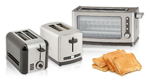 you can trust our expert ratings on toasters