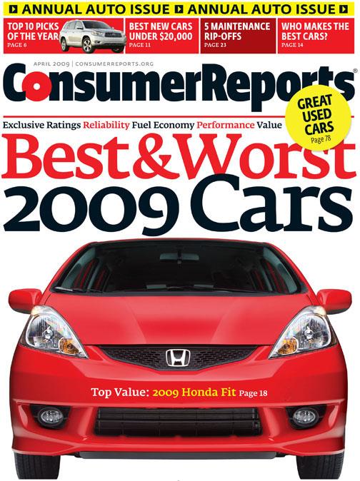 CR April '09 Cover