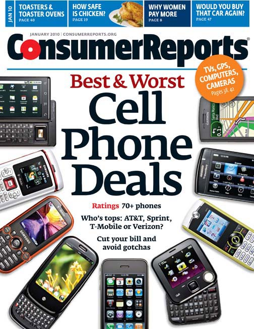 CR January 2010 Cover