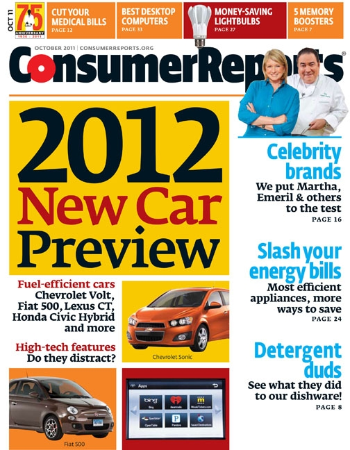 October 2011 Cover