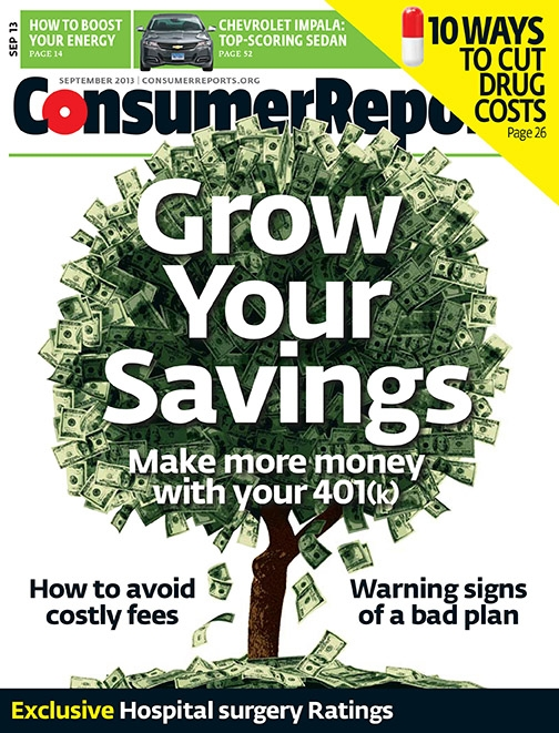 CR September 2013 Cover