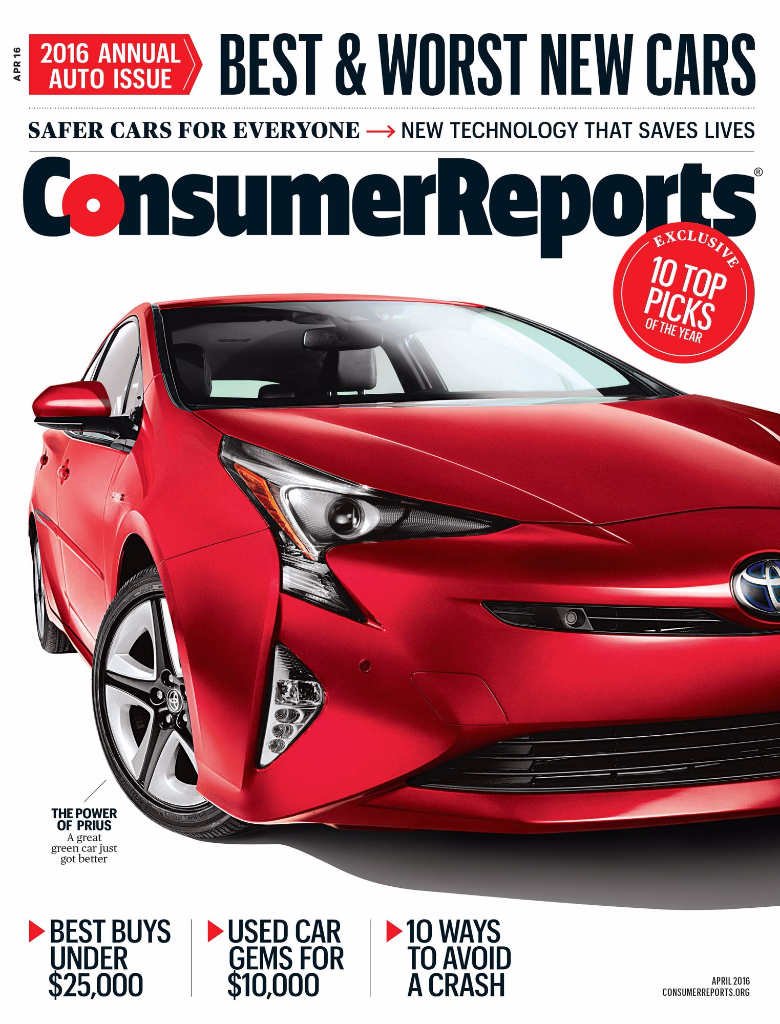 Consumer Reports 2016 Annual Top Picks Kia Soo Lexus Rx Are Best Suvs