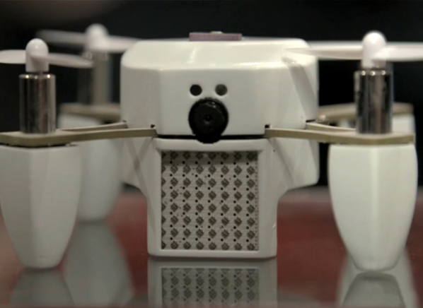 The Zano Selfie Drone