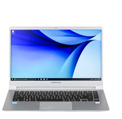 "Photo of a medium laptop (15"" to 16"") computer."