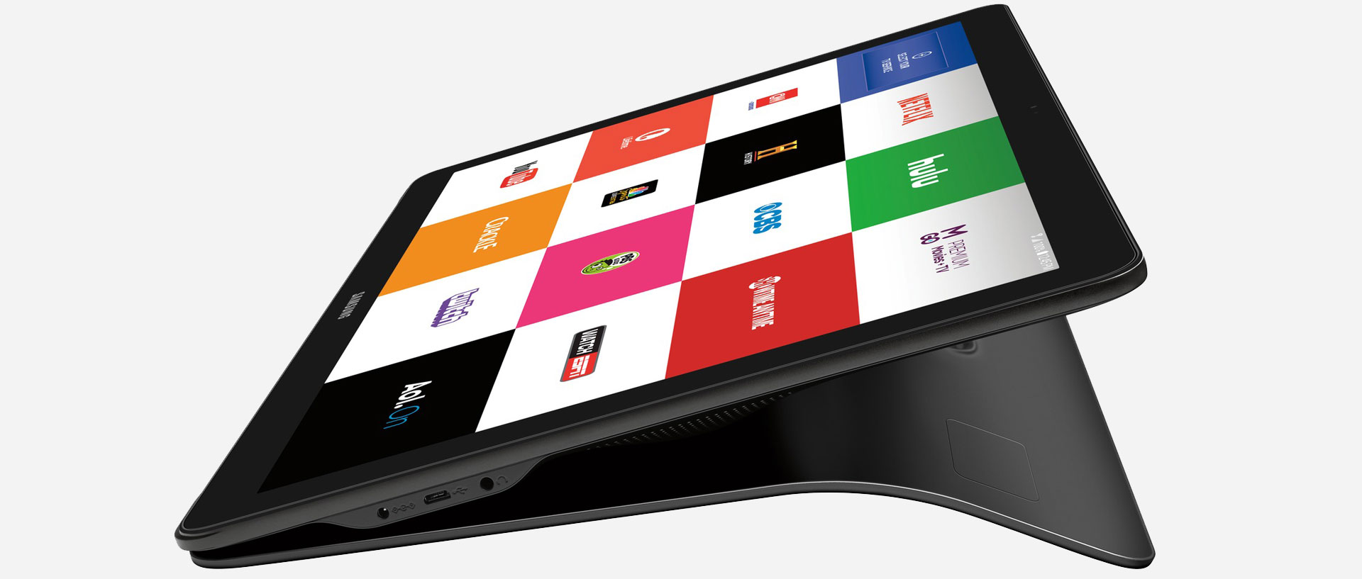 Samsung Galaxy View Review: The Tablet That Wants to Be a TV