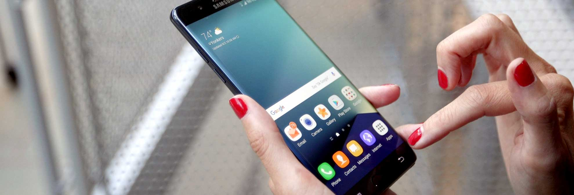 Samsung Note7 Recall Joins List Of Major Product Crises