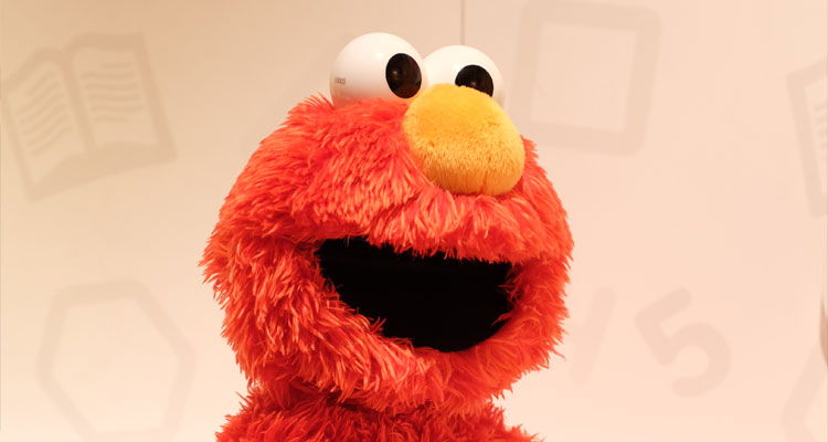 Connected toys are a major trend as evidenced by Love2Learn Elmo