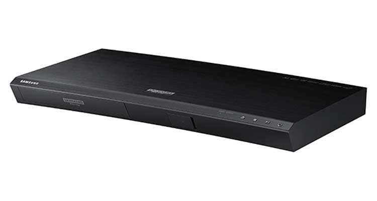 Samsung UBD-K8500 4K Blu-ray player