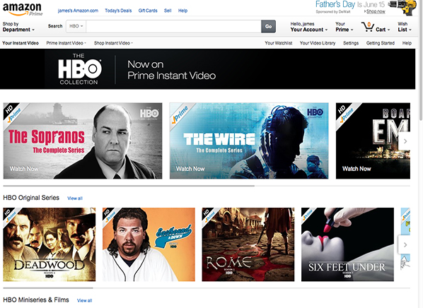 HBO Shows Now on Amazon Prime - Consumer Reports News