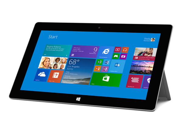 Microsoft Surface 2 | Next Generation Surface Tablet - Consumer Reports