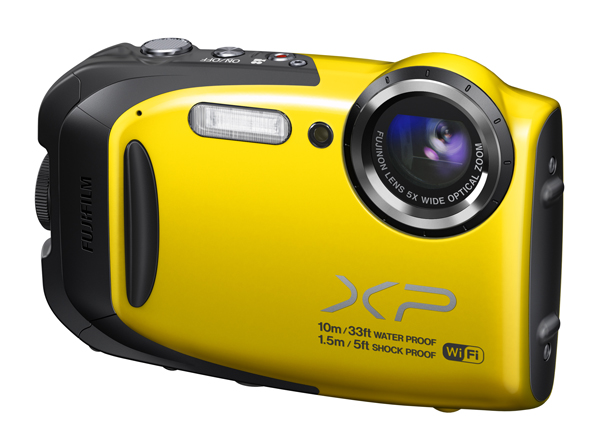 new waterproof, rugged cameras and camcorders | ces 2014