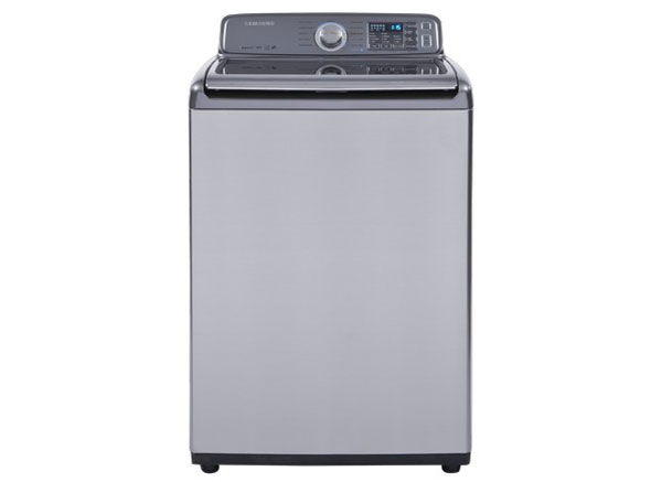 picture of a top loading washing machine
