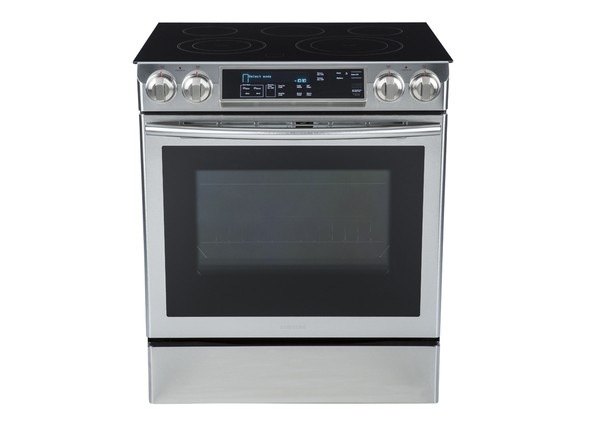 Smoothtop Single Oven