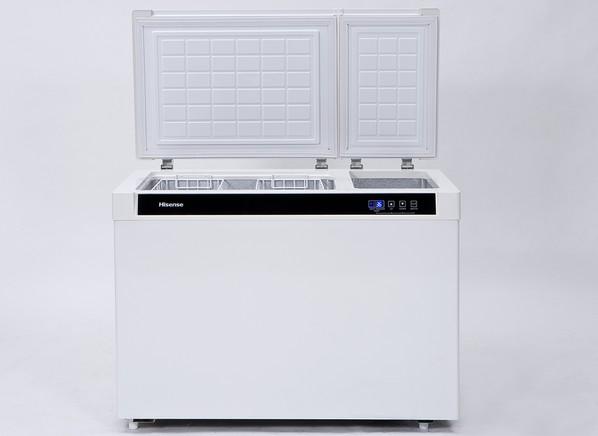 Hisense Dual Zone Freezer Has A Soft Freeze Compartment