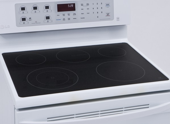 Cooking appliance features range cooktop and wall oven for High end wall ovens