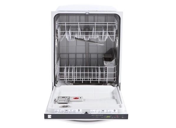 kenmore dishwasher white. kenmore 13473 dishwasher white