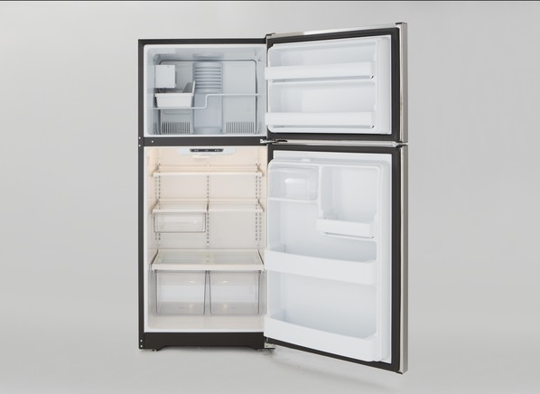 top rated refrigerators 2015 best top freezer refrigerators refrigerator reviews 12886