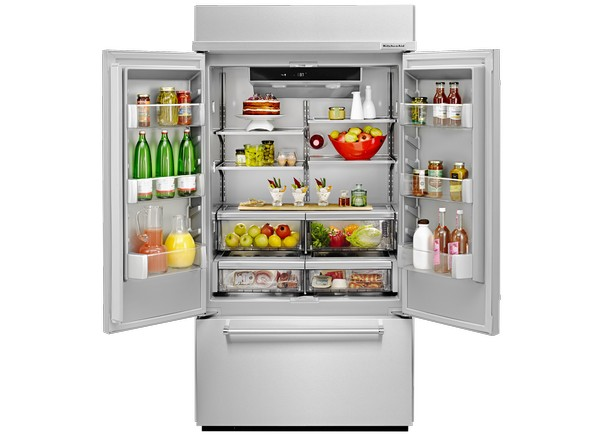 Built In Refrigerator Reviews Refrigerator Tests