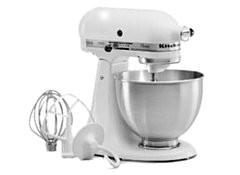 KitchenAid Classic (250 Watt) K45SS[WH]