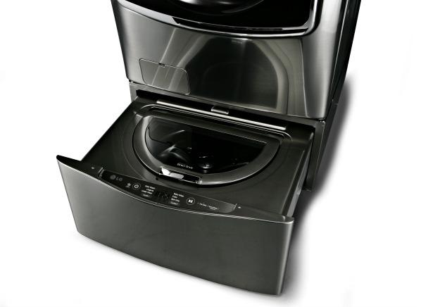 Innovations Include A Mini Washer And A Stain Treatment U0027sinku0027