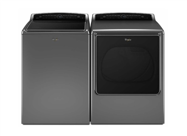 Connected Washers Whirlpool Smart Washer Consumer
