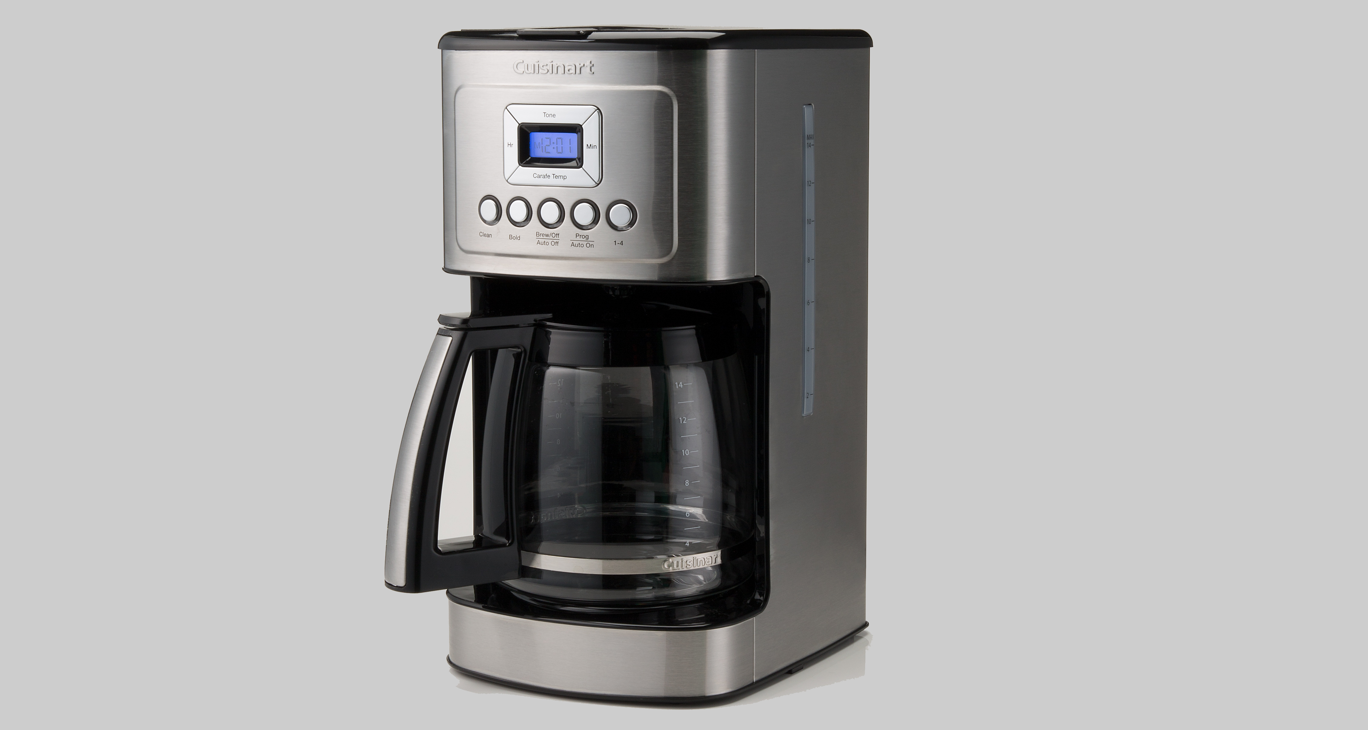 Consumer Guide Coffee Maker : Cuisinart Coffee Maker Is the New Champ - Consumer Reports