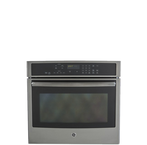 Image of a single wall oven.