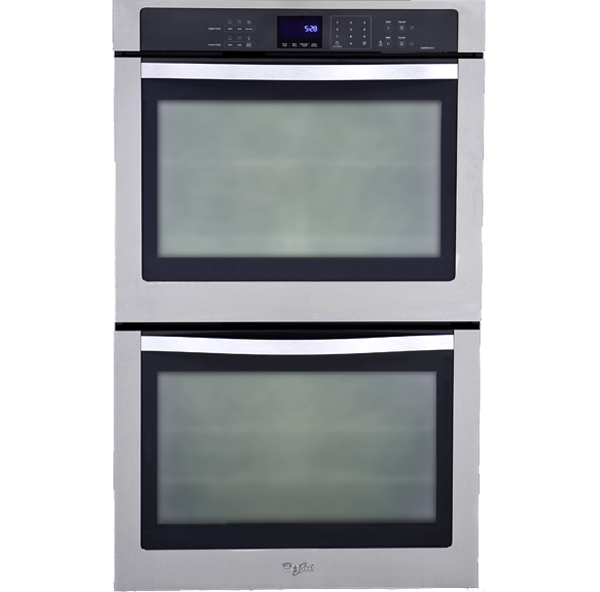 Image of a double wall oven.