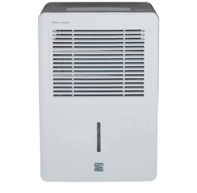 A large capacity dehumidifier.
