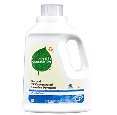 Environmentally Friendly Laundry Detergent