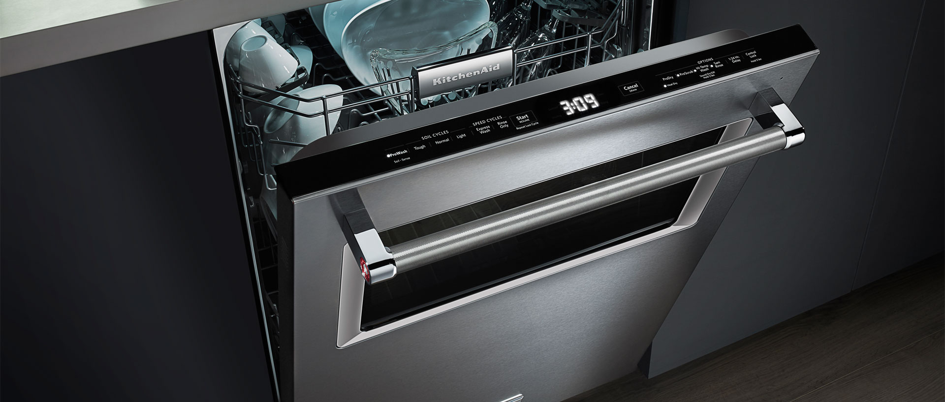 Kitchenaid Dishwasher With Window Consumer Reports