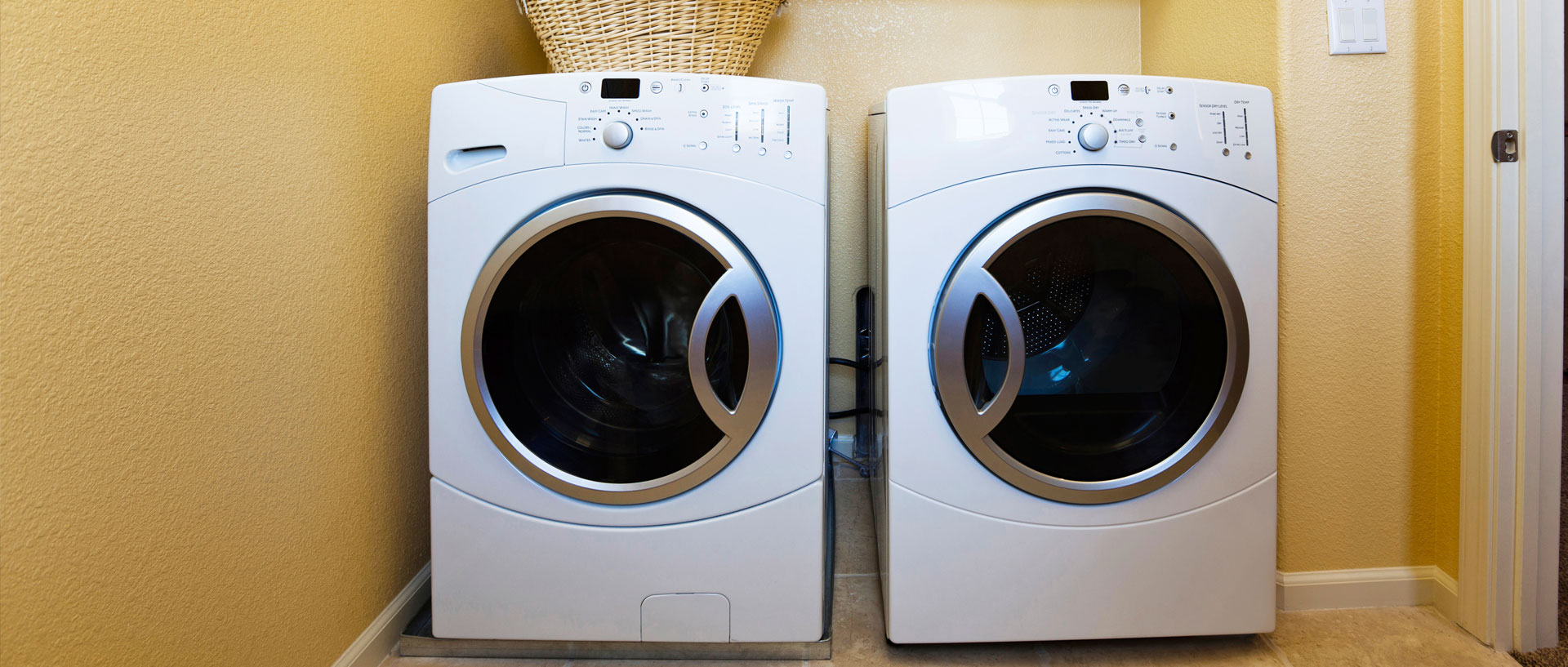 Washer and dryer sets that match your budget consumer reports - Small space washing machines set ...