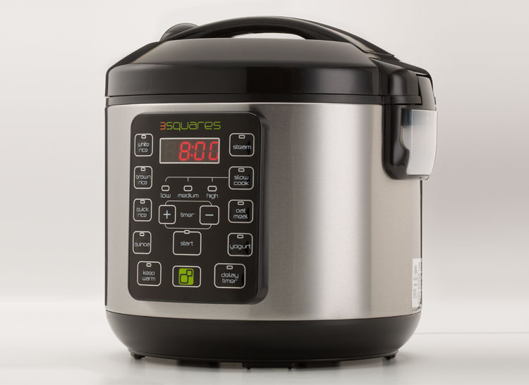 The 3 Squares Tim3 Machin3 3RC 3010S multi-cooker