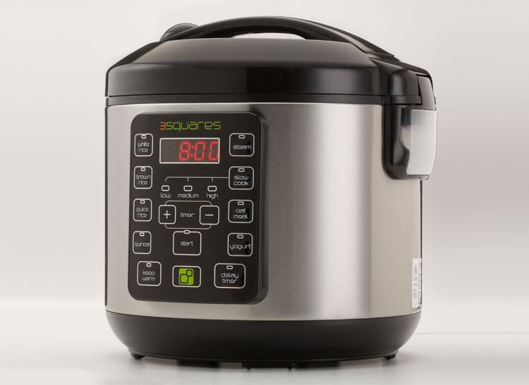 The 3 Squares Tim3 Machin3 3RC 3010S multi-cooker
