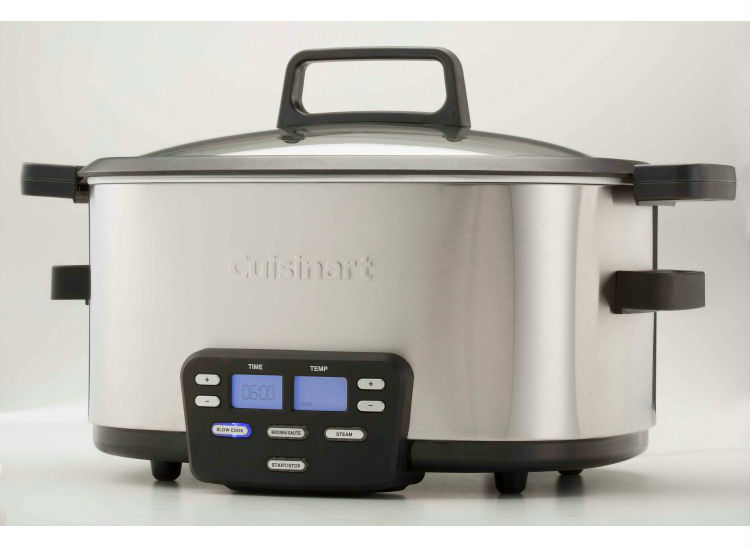 One of the Cuisinart 3-in-1 Cook Central MSC-600 multi-cookers