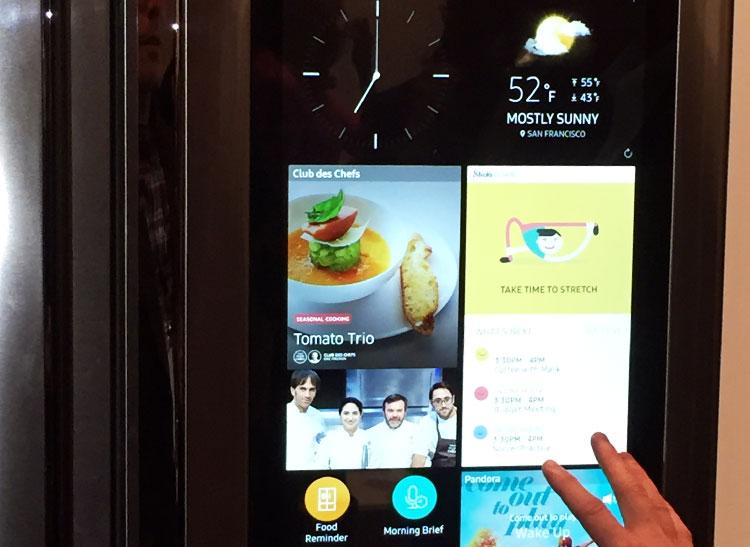 Samsung Family Hub Refrigerator Preview Consumer Reports