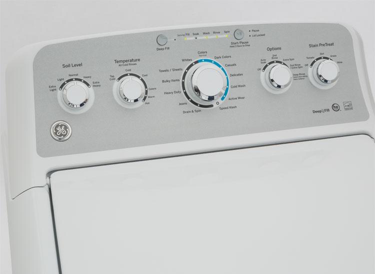 Ge Agitator Top Loader Washing Machine