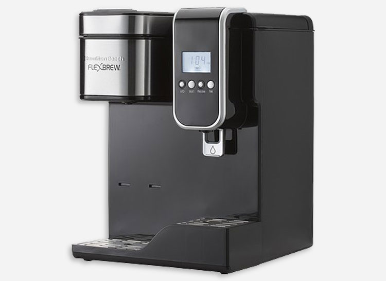 Hamilton Beach FlexBrew 49988 made our list of single-serve coffee makers