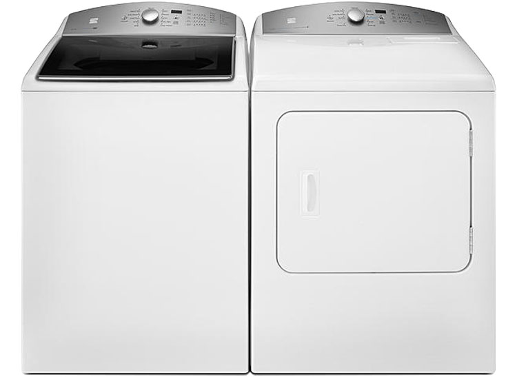 Whirlpool Top Load Washer And Dryer
