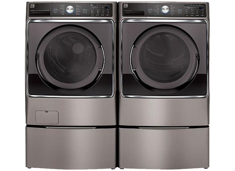 Make your Kenmore Elite 41072 and Kenmore Elite 81072 washer and dryer last.