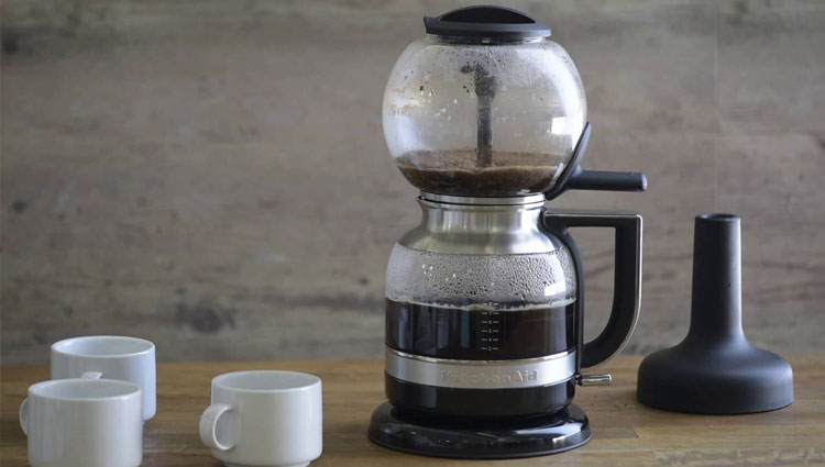 The KitchenAid Siphon Coffee Brewer.