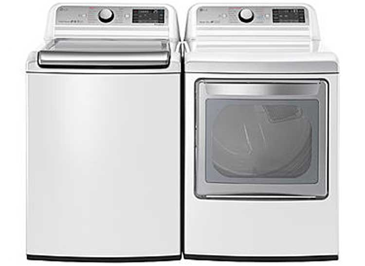 Lg Compact Stackable Washer Dryer Top Load Compact Washer