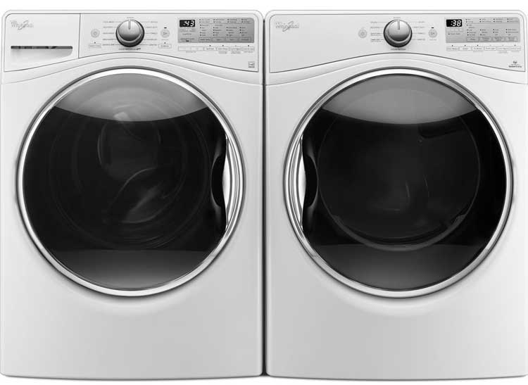 Perfect Washer/Dryer Pairs