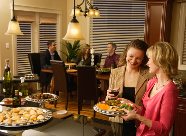 5 easy appetizers for your holiday party consumer reports for Fancy at home dinners